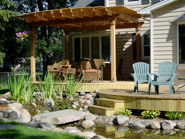 outdoor backyard patio ideas Patio, Making Your Home More Refreshed! - InspirationSeek.com