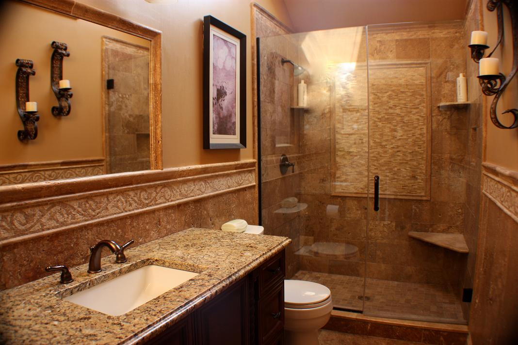 Bathroom Remodeling, When You Have to Do It ... on Small Bathroom Remodel Ideas  id=33790