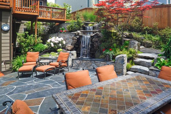 25+ Backyard Designs and Ideas - InspirationSeek.com on Cool Backyard Patio Ideas id=86327