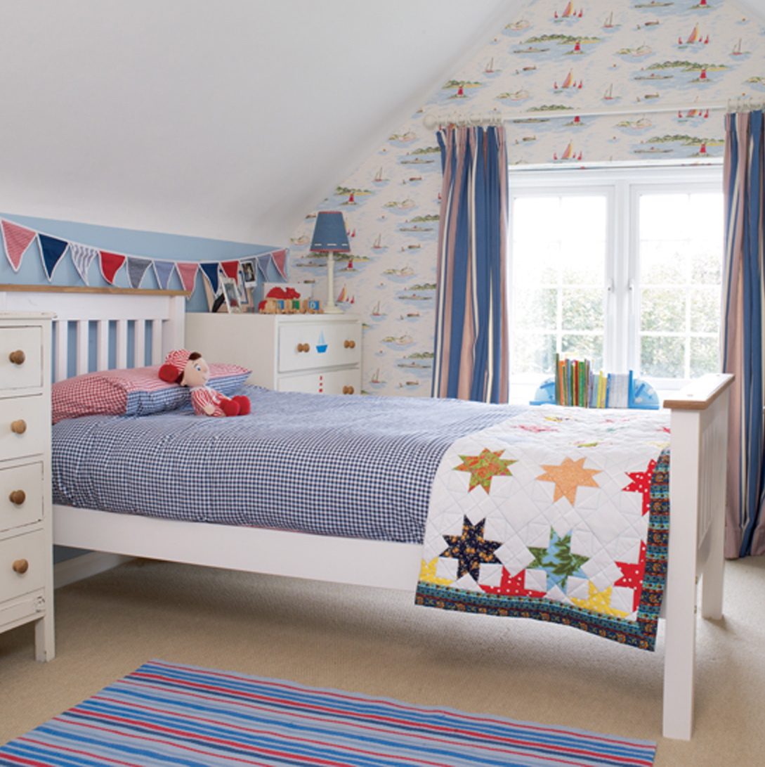 Neutral Kids Room Interior Ideas To Avoid Gender Bias