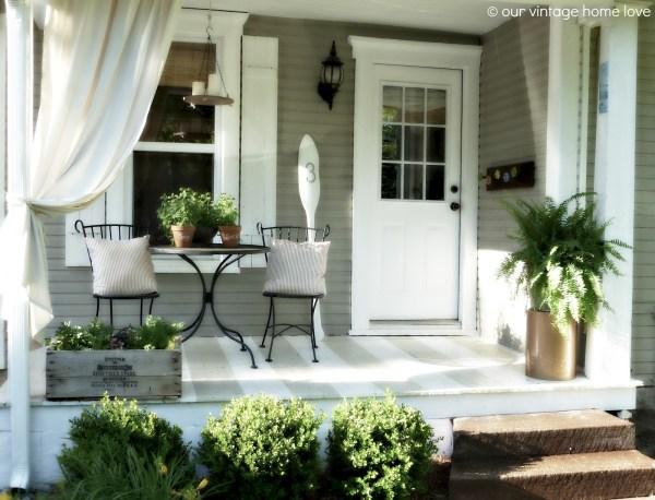small back porch patio ideas 18+ Back Porch Designs and Ideas - InspirationSeek.com