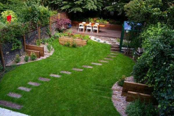 basic garden design ideas 25+ Backyard Designs and Ideas - InspirationSeek.com