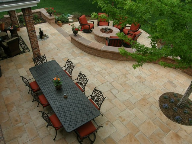 25+ Backyard Designs and Ideas - InspirationSeek.com on Backyard Yard Design  id=91176