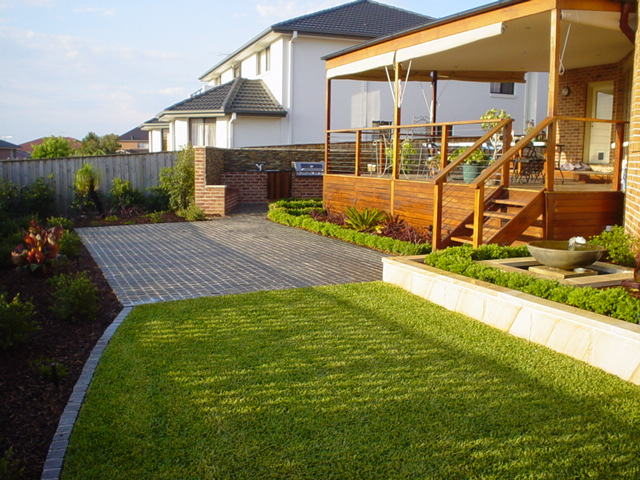 25+ Backyard Designs and Ideas - InspirationSeek.com on Backyard Yard Design  id=52315