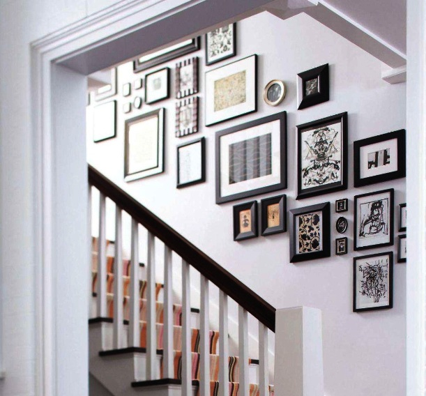 21+ Staircase Decorating Ideas - InspirationSeek.com on Creative Staircase Wall Decorating Ideas  id=35165