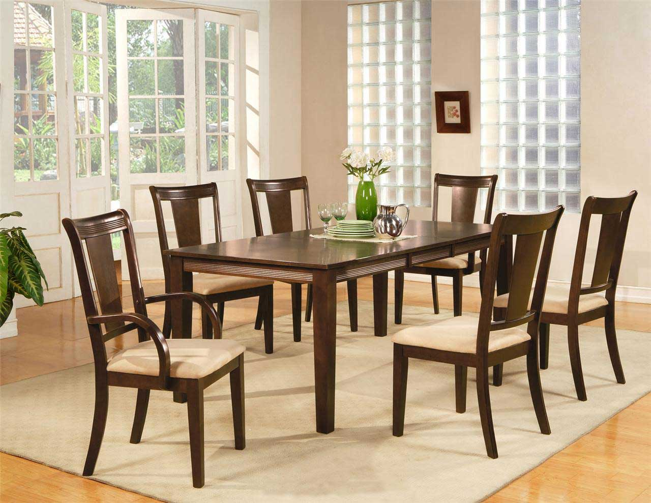 Simple Dining Room Design - InspirationSeek.com on Basic Room Ideas  id=87085