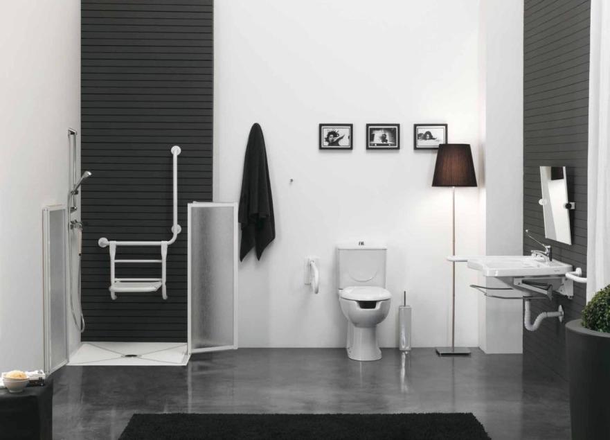 6 Tips to Design A Bathroom For Elderly - InspirationSeek.com