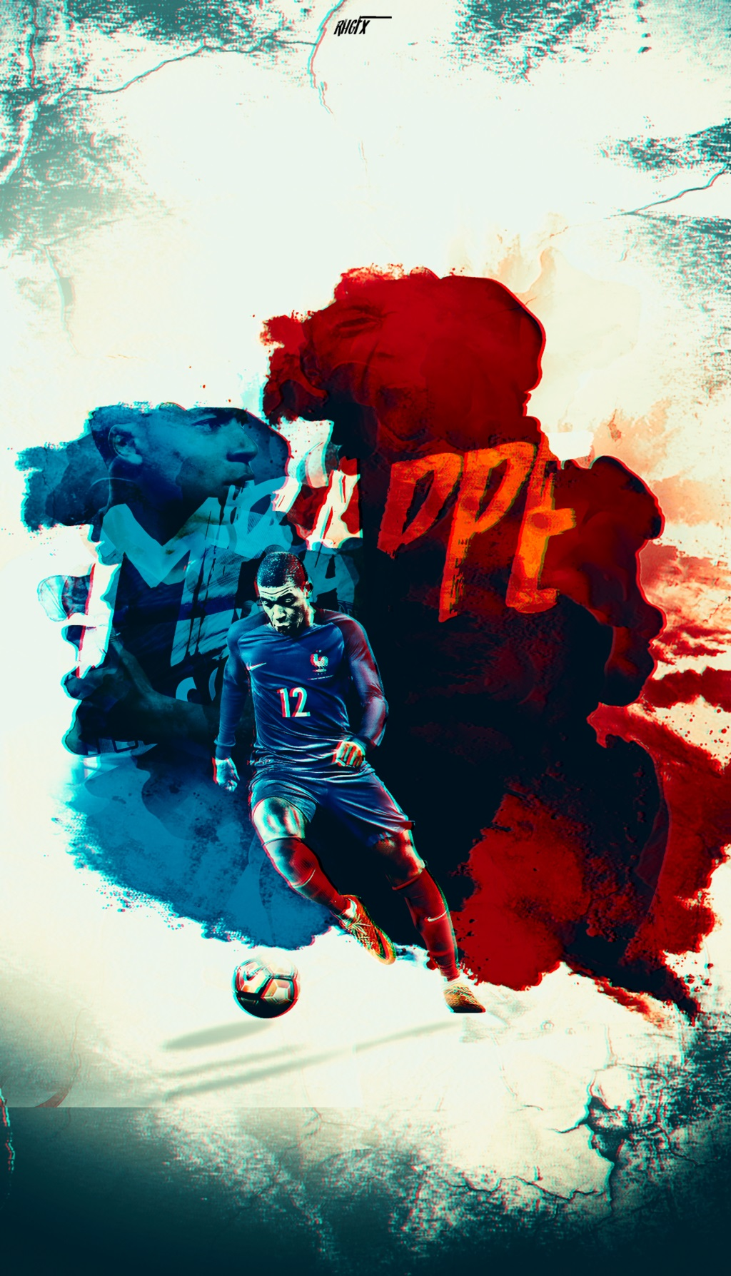Mbappe World Cup Wallpaper