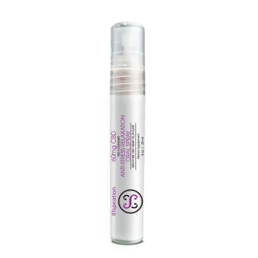CBD Anti-Stress Relaxation Oral Spray 60mg