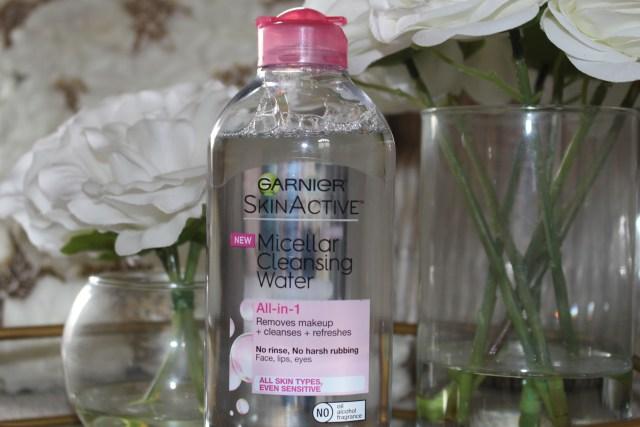 Garner SkinActive Micellar Cleansing Water