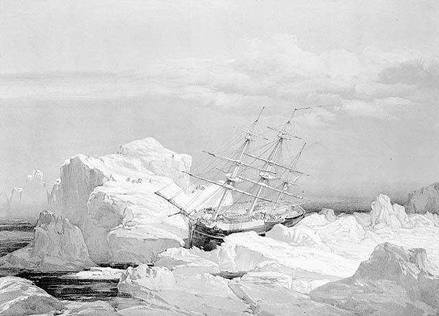 Investigator in Ice