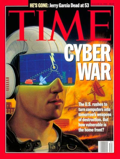Image result for cartoons oncyber warfare