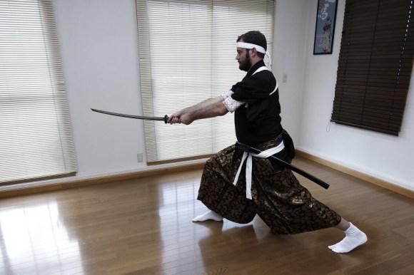 Samurai experience 2