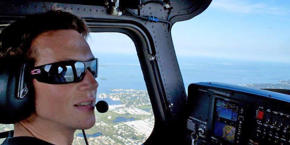 Steve Shuter – Private Pilot Milestone