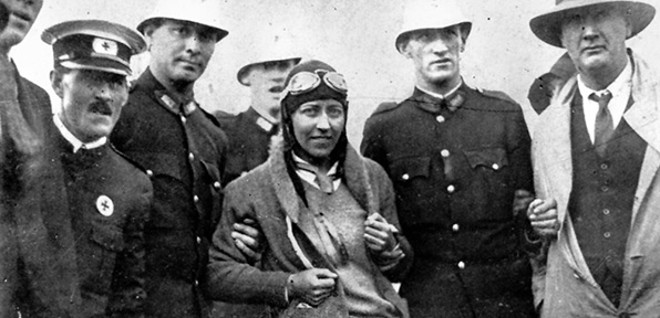 In Case You've Never Heard of Amy Johnson