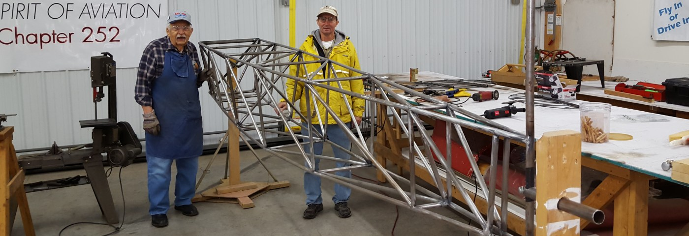 From the Hangar Floor: Replicating Steve Wittman's Buster