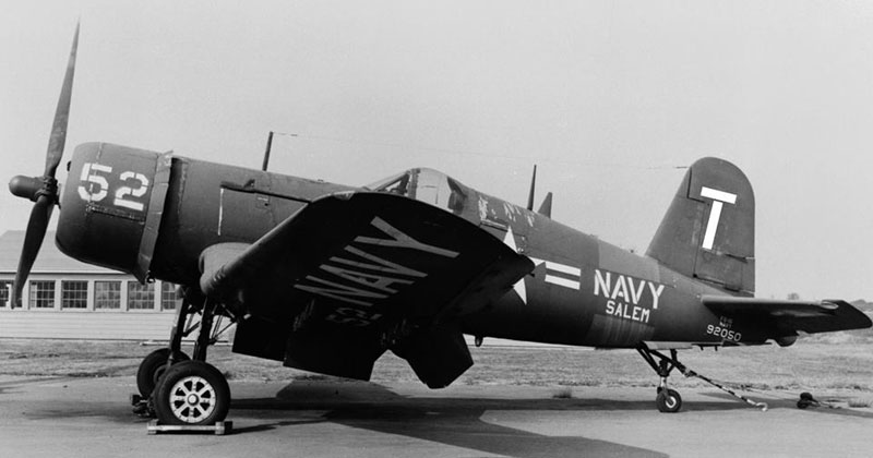From the Hangar Floor: Returning a Reno-Racing Corsair to its Roots
