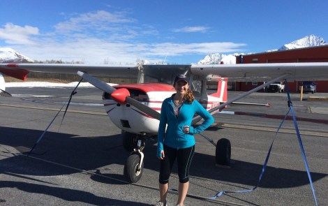 Fourth-Generation Pilot Thanks Young Eagles Program