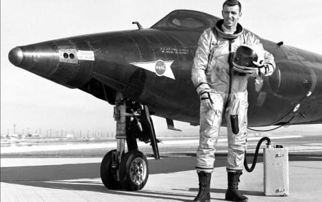 Joe Engle: The Man Who Flew the Rocket