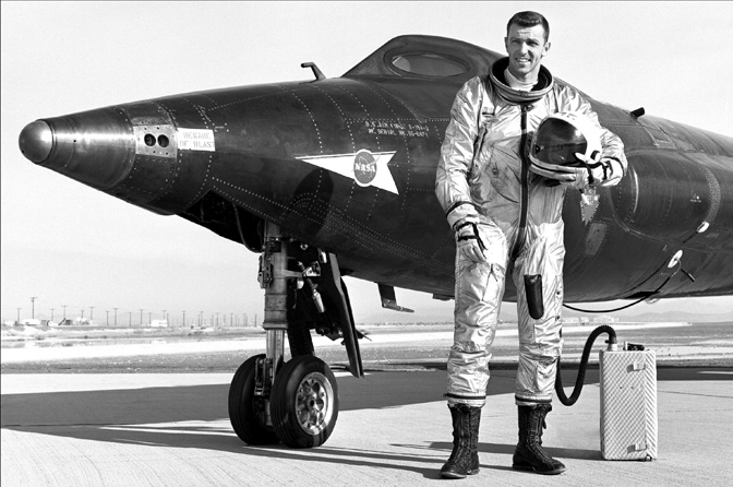 Joe Engle: The Man Who Flew the Rocket