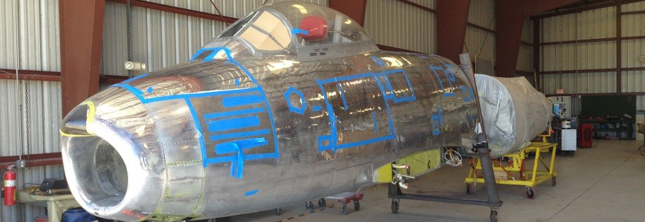 From the Hangar Floor: The restoration of F-86F 52-5116