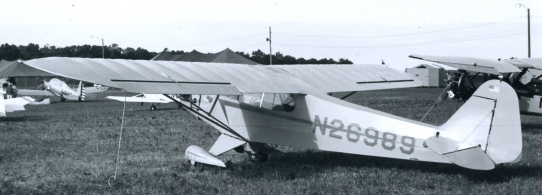 Piper Cub from 1970 Oshkosh Fly-In Returning in 2019 – Hangar Flying