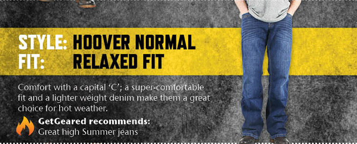 The Held Hoover 6501 Kevlar Jeans