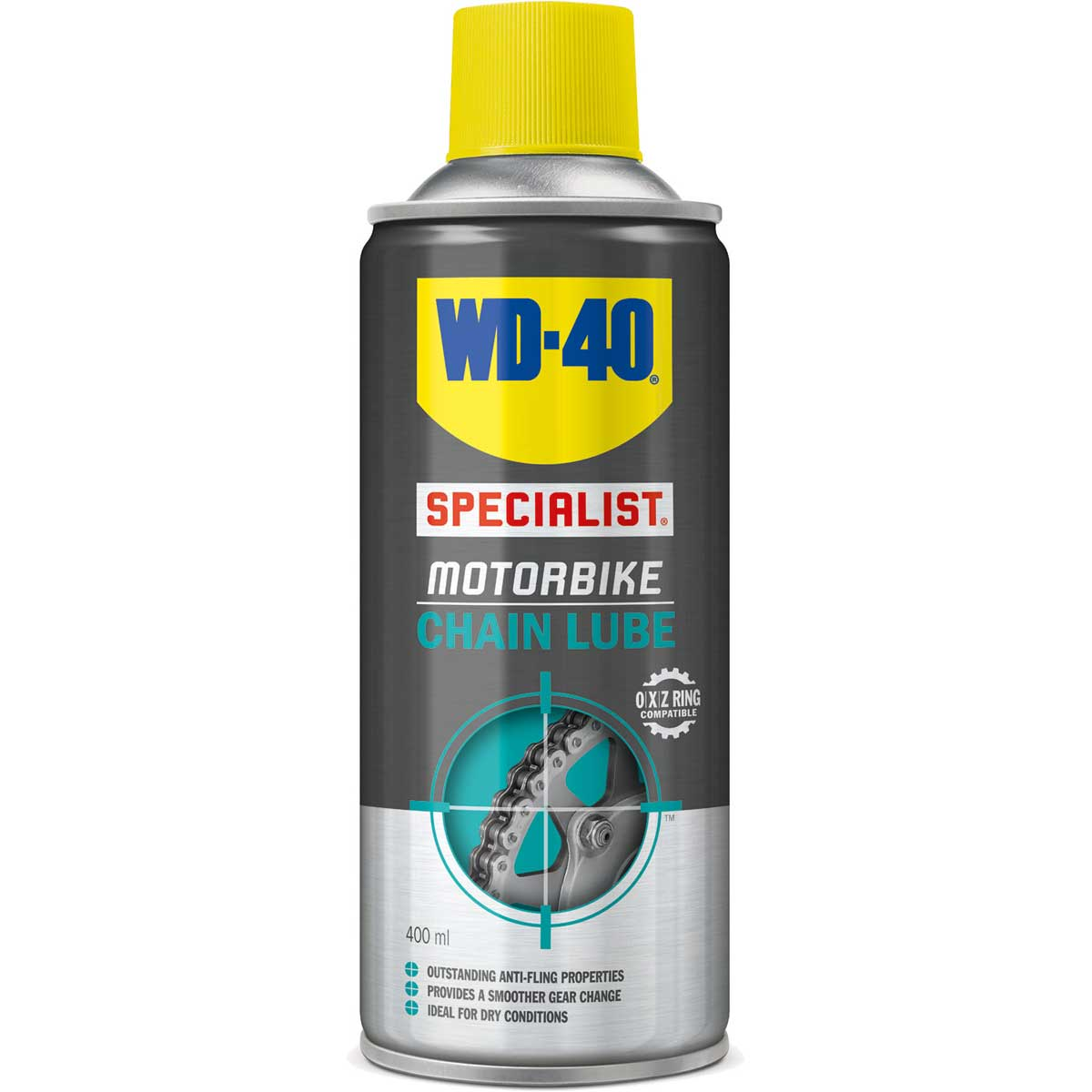 The WD40 Specialist Motorbike Chain Lube