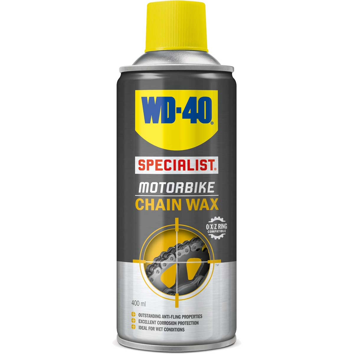 The WD40 Specialist Motorbike Chain Wax