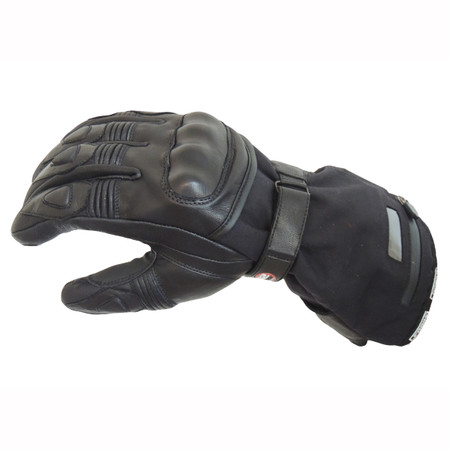 Gerbing XR-12 Hybrid Gloves Heated WP - Black