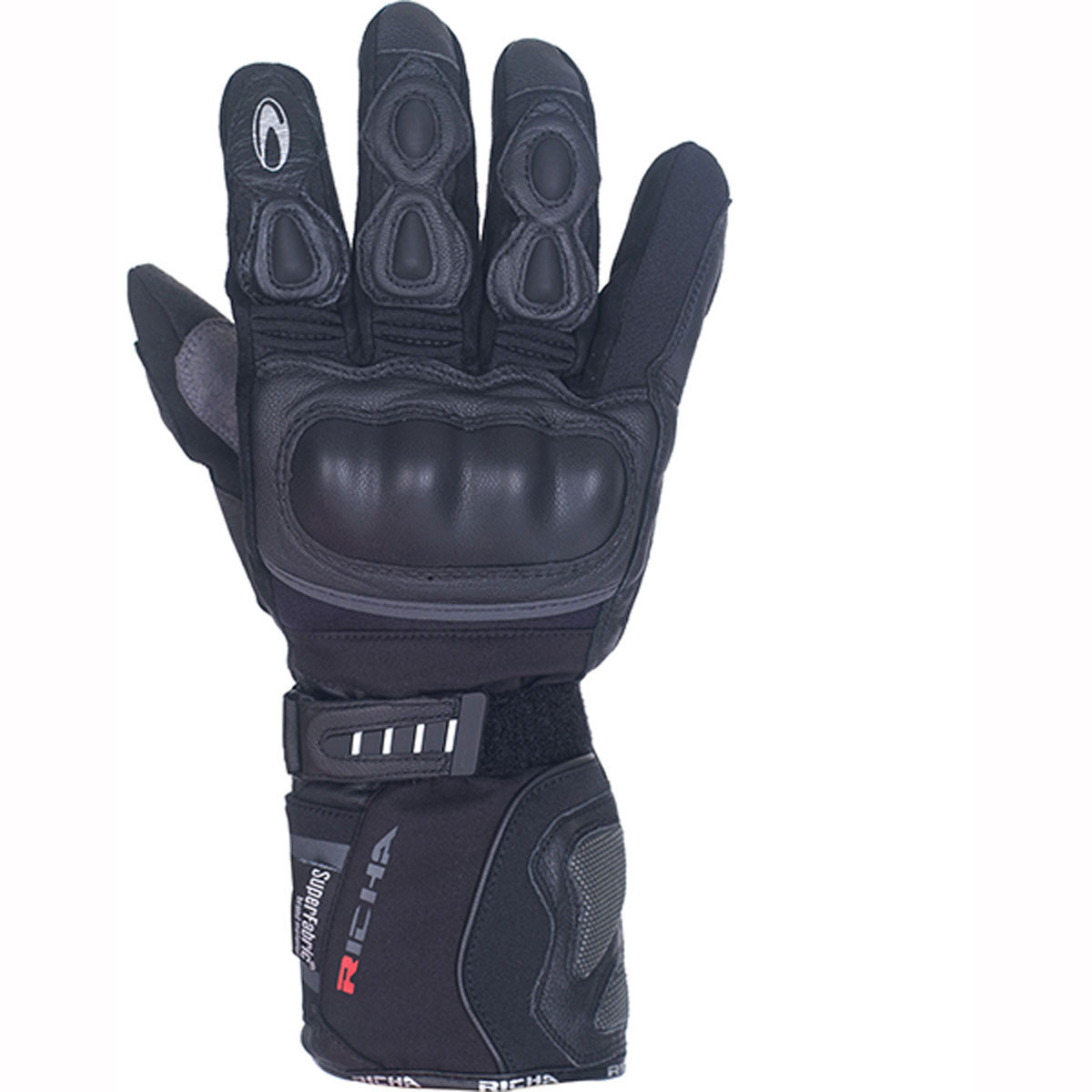 The Richa Arctic Gloves - one of the warmest motorcycle gloves for urban Winter riding