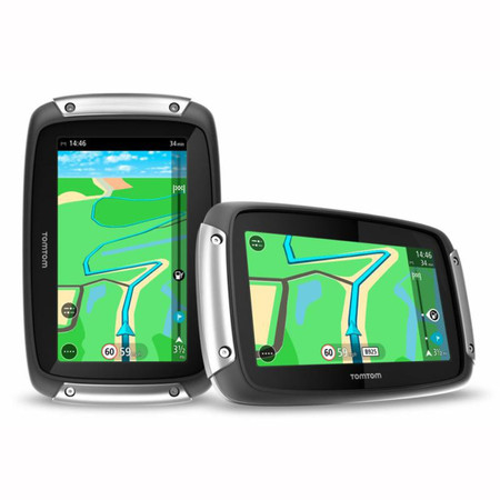 TomTom Rider 410 Great Ride - Europe/World Maps