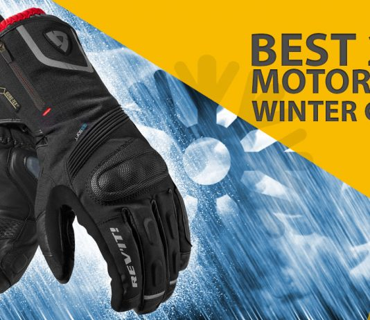 Top Winter Motorcycle Gloves 2018