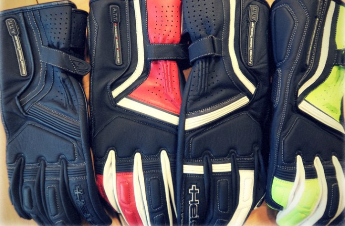 Held gloves