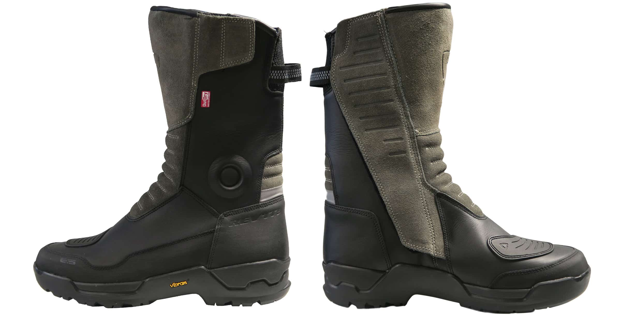 Rev It Gravel Adventure Motorcycle Boots Review
