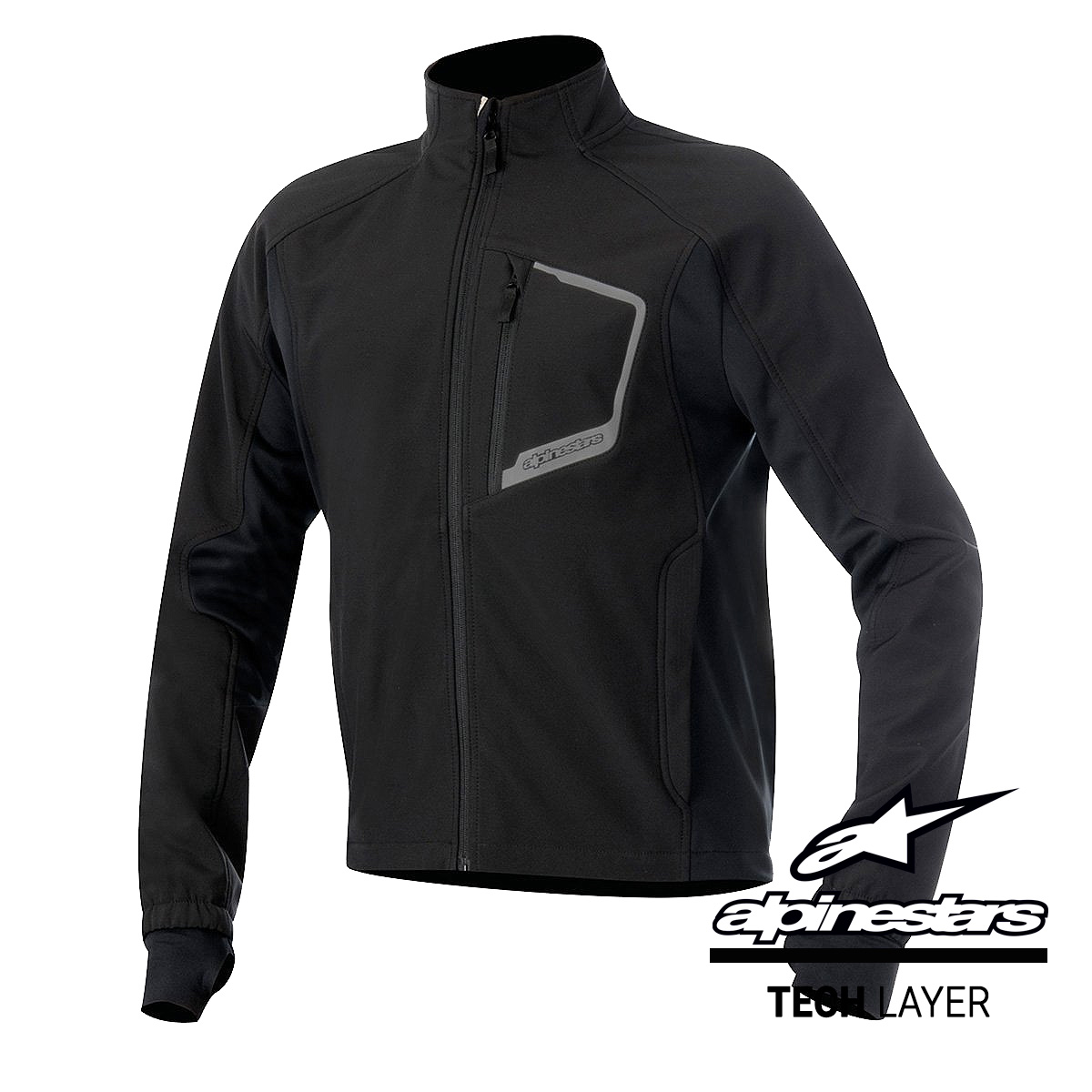 Alpinestars Tech Layer Windbreaker Top winter motorcycle clothing accessories