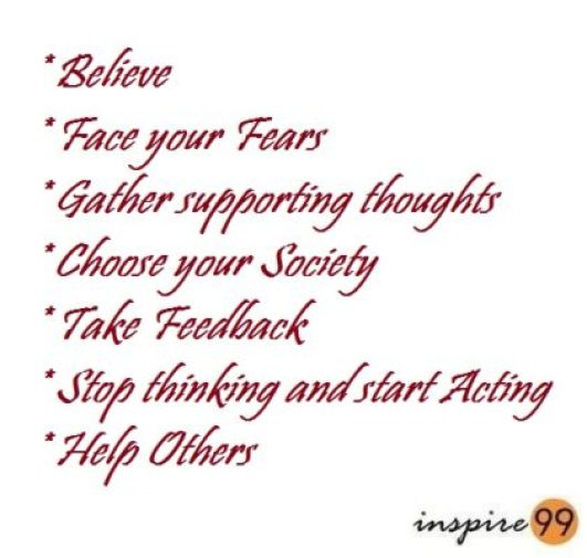how to believe in yourself, self confidence, having beliefs in a negative society