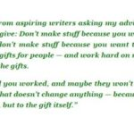 John Green: Don't Write For Money