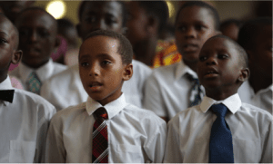 African-pupils