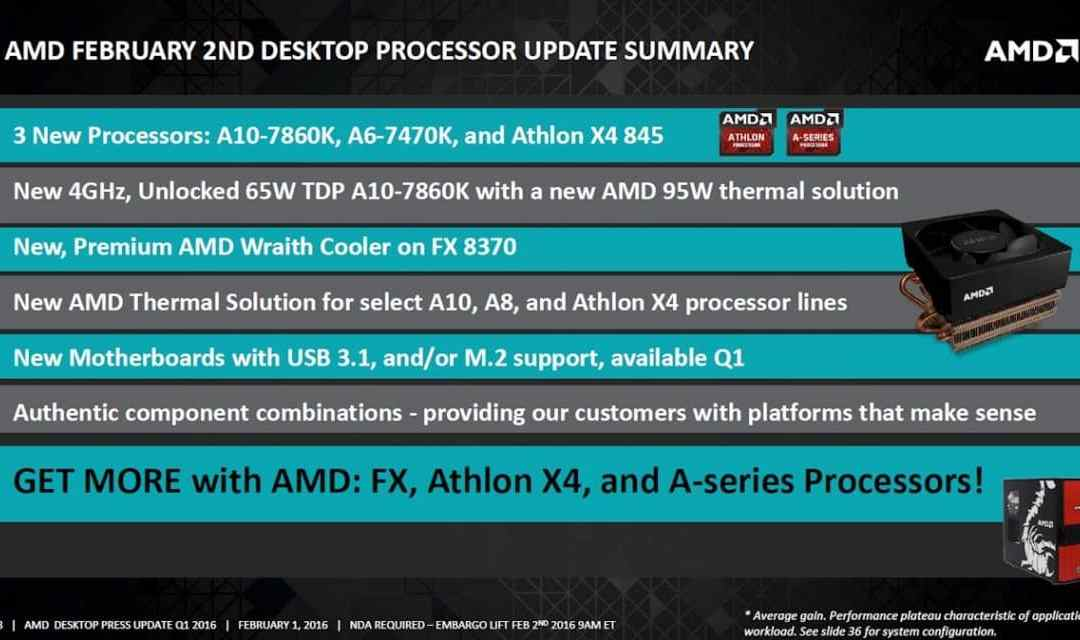 AMD A10 7890K Release Date, Specs and Price