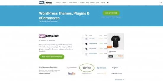 Stripe payment gateway extension in woothemes website