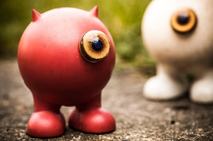 overcome-self-doubt-red-devil-figurine