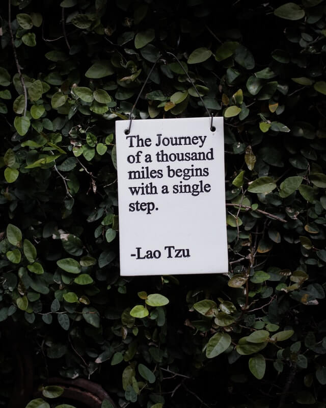 positive-self-talk-sign-ivy-journey-1000-miles-single-step