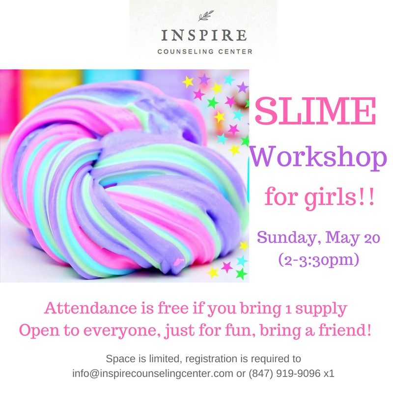 Slime Workshop!!