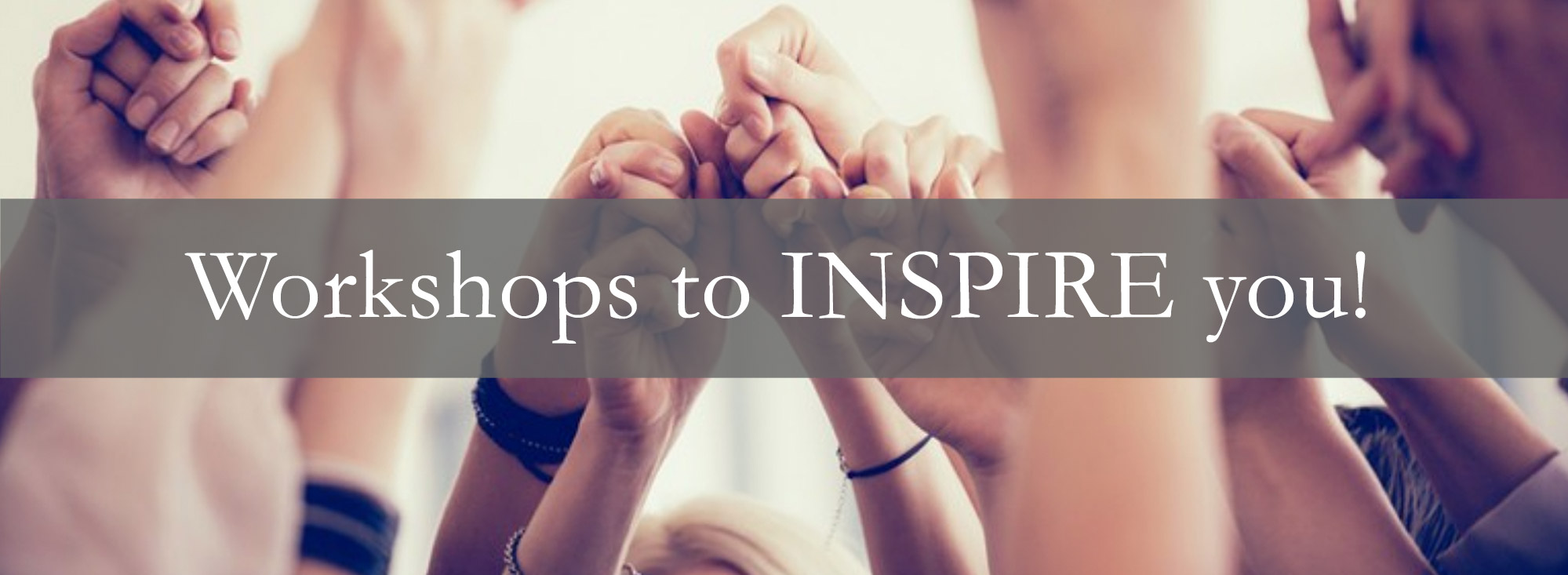 Inspire Workshops