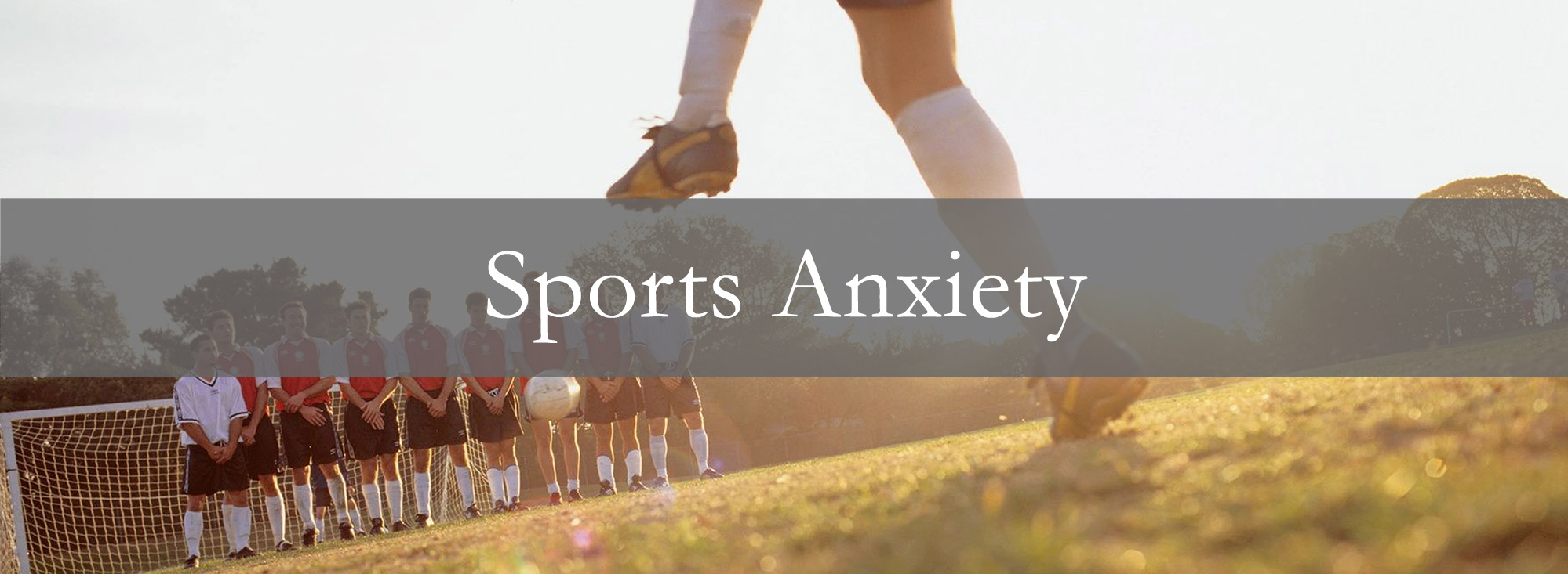 Sports Anxiety