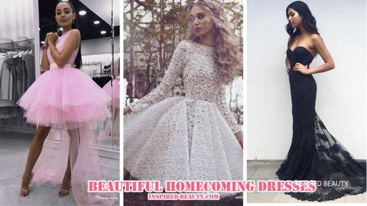 HOMECOMING DRESSES 2019