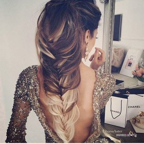 Winter hairstyles