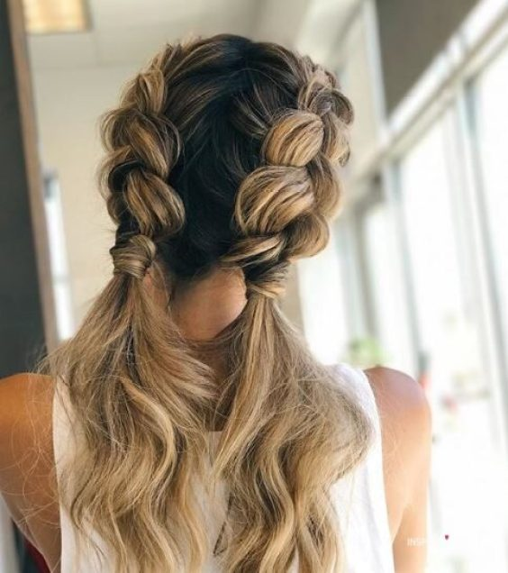 Hairstyle for falls 2018