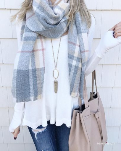 Scarf Cold Weather Outfits